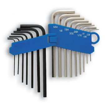 Allen Key Set 16 piece